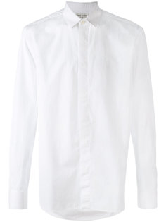 рубашка с нагрудником Saint Laurent
