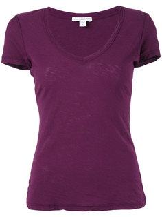 V-neck T-shirt  James Perse
