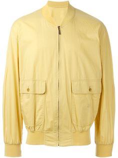 легкая куртка на молнии Burberry Vintage
