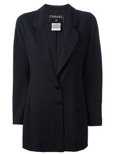 классический пиджак Chanel Vintage