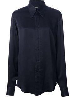 рубашка с заострённым воротником Gianfranco Ferre Vintage