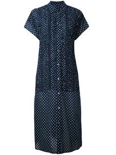 dots print dress  Zucca