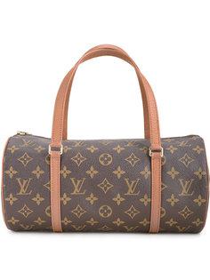 сумка с логотипом Louis Vuitton Vintage