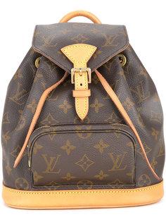 рюкзак с логотипом Louis Vuitton Vintage