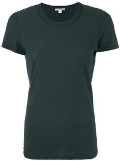 plain T-shirt  James Perse