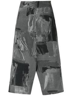 printed culottes Uma | Raquel Davidowicz