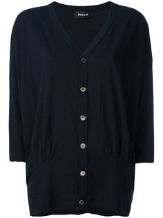 button up cardigan  Zucca