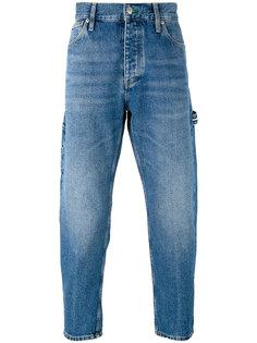 укороченные джинсы Tommy Jeans