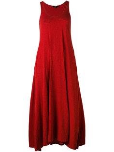 платье со спинкой-рейсер Theory