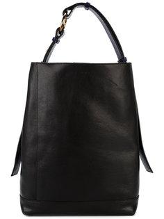 большая сумка на плечо мешковатого кроя Marni