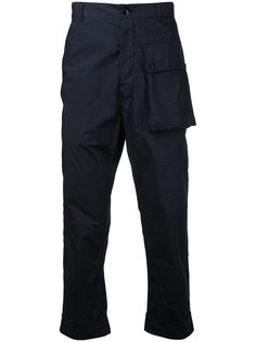 cropped trousers  Wooster + Lardini
