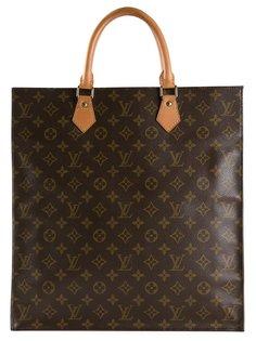 сумка-шоппер с монограммным принтом Louis Vuitton Vintage