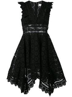 ажурное платье Zimmermann
