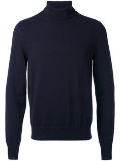 классический свитер с высоким горлышком с заворотом Maison Margiela