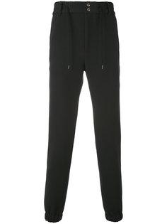 спортивные брюки с карманами на молнии Bruno Bordese