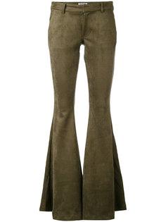 расклешенные брюки One Teaspoon