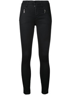 вощенные узкие джинсы  Nobody Denim