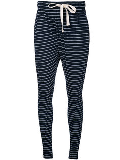striped slouchy trousers Bassike