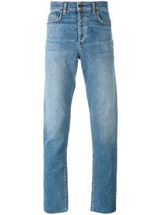 выбеленные джинсы прямого кроя Rag & Bone