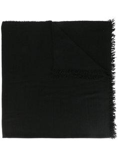 кашемировый шарф Rick Owens