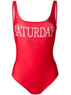 купальник Saturday Alberta Ferretti