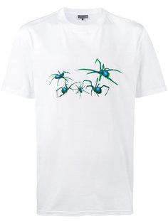 футболка с принтом пауков Lanvin