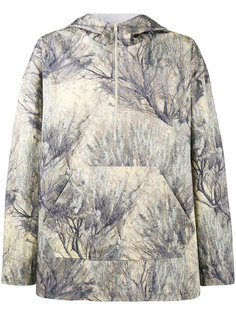 камуфляжная куртка-пуловер Yeezy