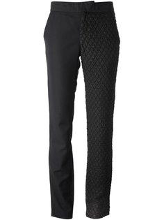 фактурные брюки  Jean Paul Gaultier Vintage