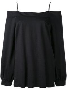 блузка с приспущенными рукавами Dorothee Schumacher