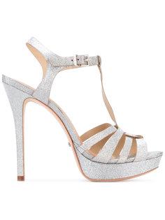 T-bar glittery sandals Schutz