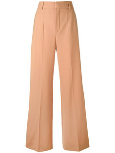 flared trousers Chloé