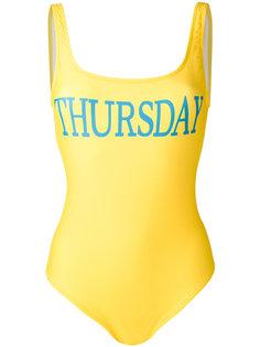 купальник Thursday Alberta Ferretti