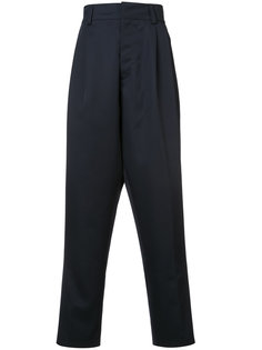 брюки свободного кроя Juun.J