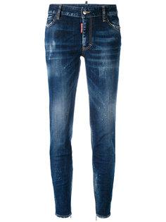 джинсы скинни Cool Girl Dsquared2