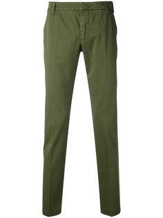 укороченные брюки-чинос Entre Amis