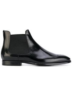 ботинки Chelsea Burberry