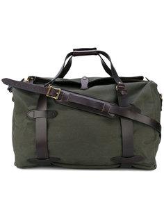 дорожная сумка с кожаными ручками Filson