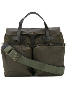 patch pocket laptop bag Filson