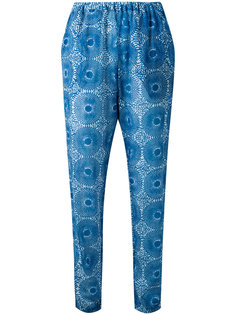 printed tapered trousers  Lemlem