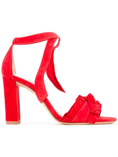ruffle trim sandals Alexandre Birman