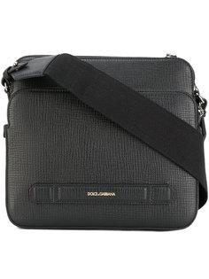 сумка-мессенджер с двумя отделениями Dolce & Gabbana
