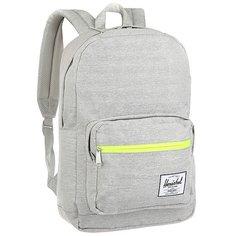 Рюкзак городской Herschel Pop Quiz Light Grey/Lm