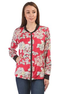 Бомбер женский Billabong Tropical Jacket Hibiscus