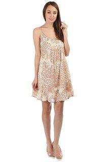 Платье женское Rip Curl Animalia Dress Peach