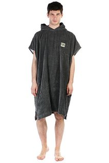 Пончо Rip Curl Lay Day Change Towel Grey