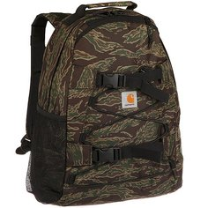Рюкзак спортивный Carhartt Wip Kickflip Backpack Camo Tiger Laurel