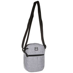 Сумка для документов Billabong Boulevard Satchel Grey Heather