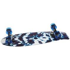 Скейт мини круизер Penny Nickel 27 Indigo Tie Dye 7.5 x 27 (69 см)