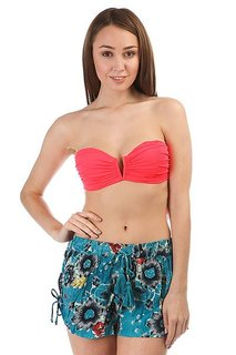 Бюстгальтер женский Billabong Sol Searcher Bustier Horizon Red