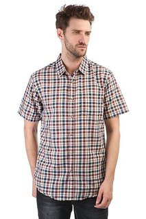 Рубашка в клетку Billabong Lennox Shirt Off White
